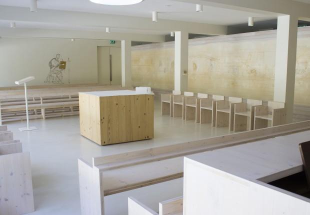 Capela Jesus Mestre – Loures