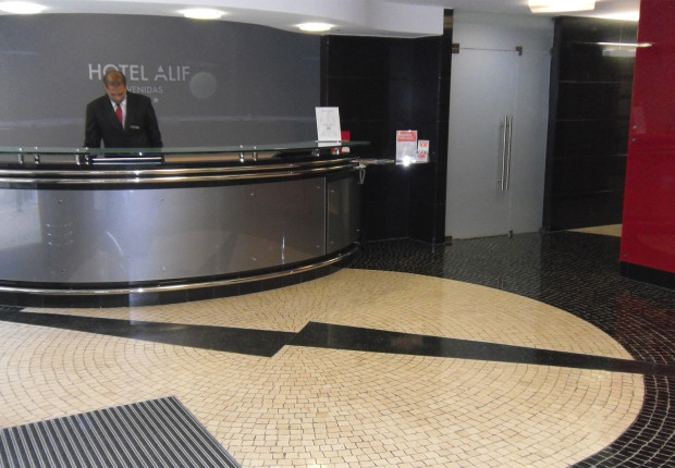 Hotel Alif Avenidas (1)