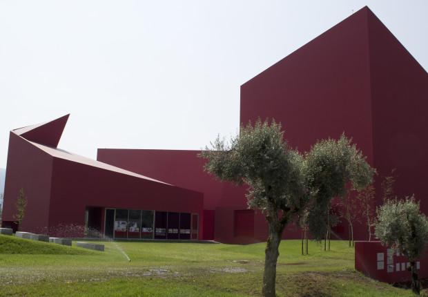 2 Casa das Artes de Miranda do Corvo – CASTANFLOOR ELASTOKIT